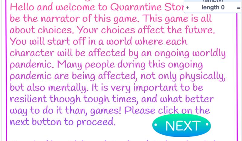 The Quarantine Life