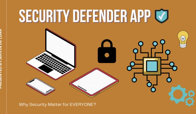 Security Defender App