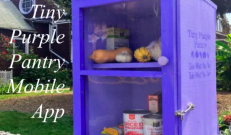 The Tiny Purple Pantry Mobile App