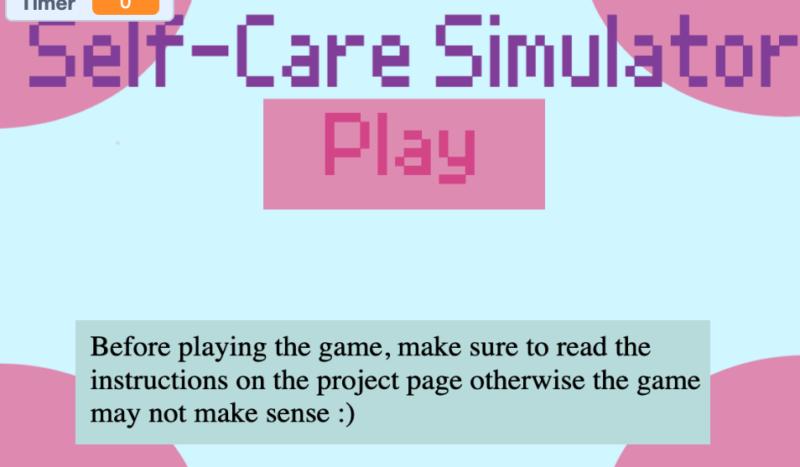 Self Care Stimulator