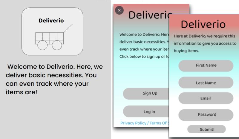 Deliverio