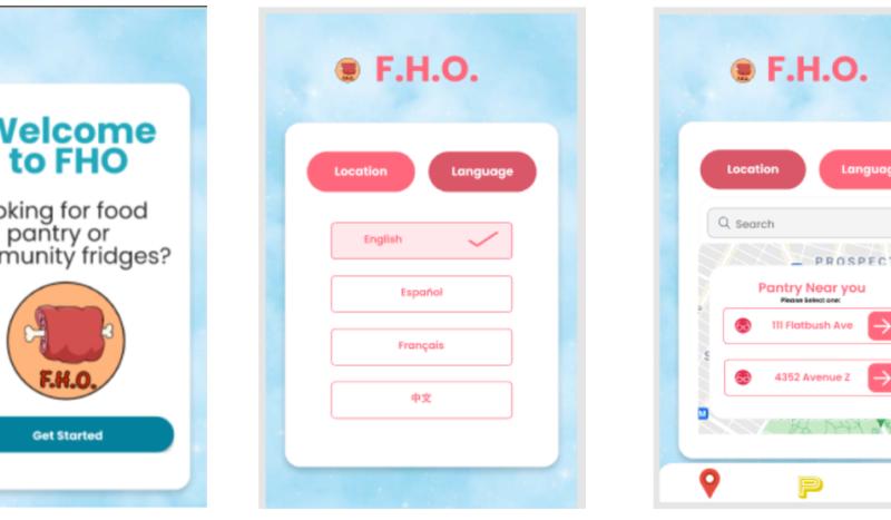 F.H.O. App - Food Help Organization
