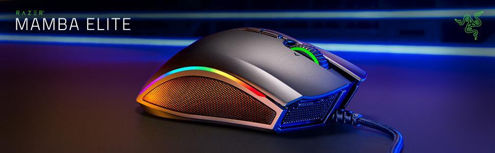 Razer Mamba Elite Gaming Mouse 2