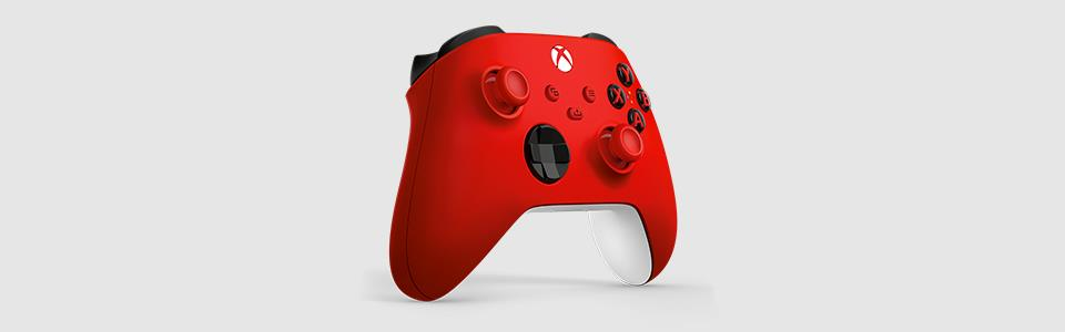 Xbox Wireless Controller Pulse Red 2