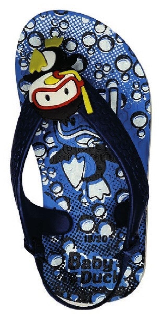 1377 - Chinelo Baby Duck
