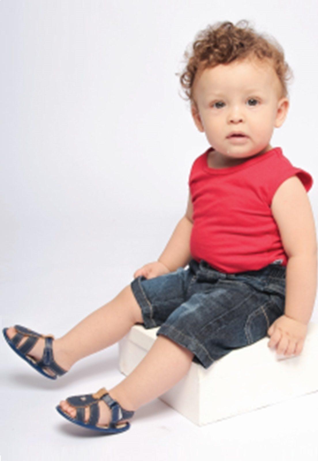 Bermuda Jeans Baby Estonada