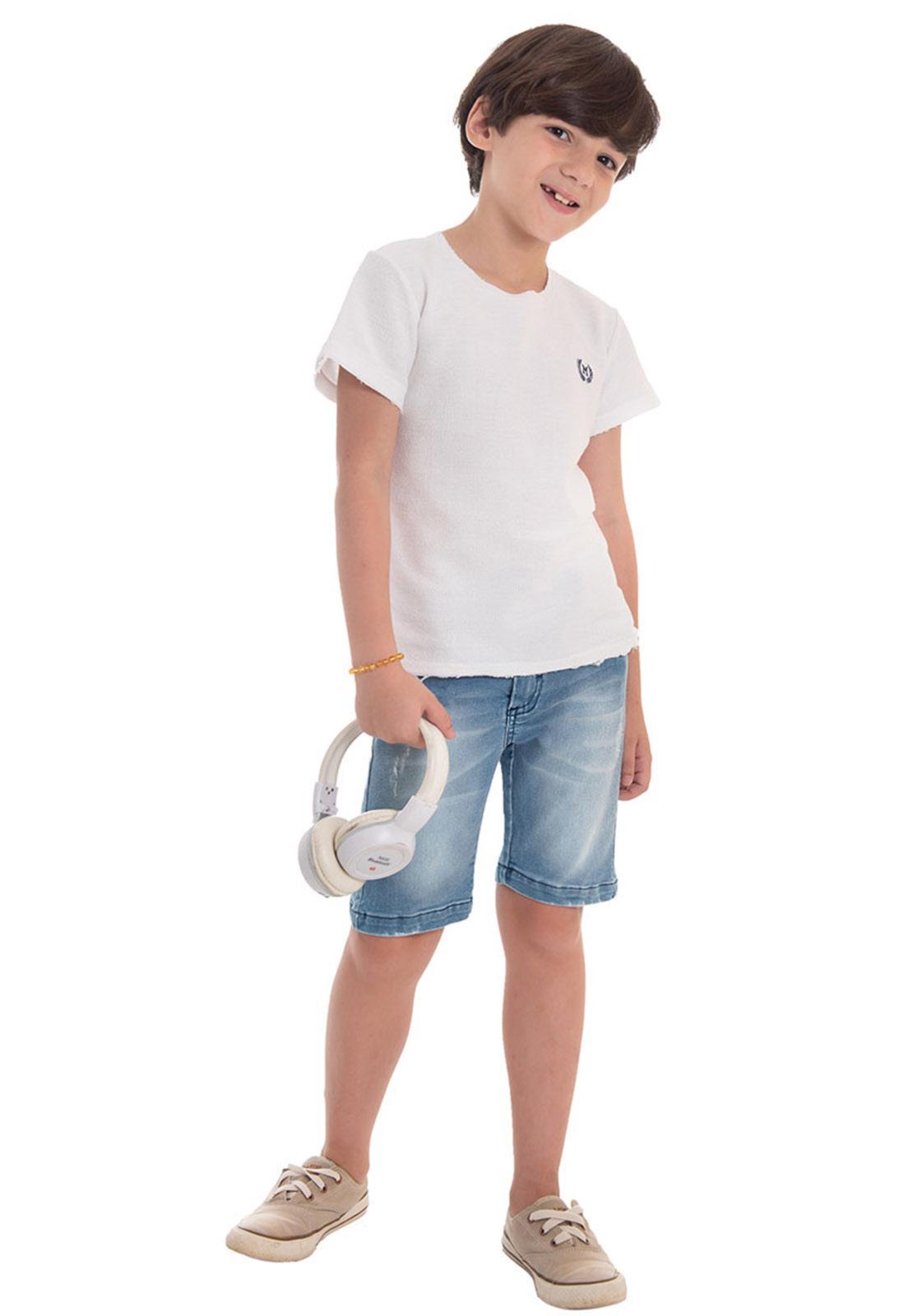 Bermuda Jeans Básica