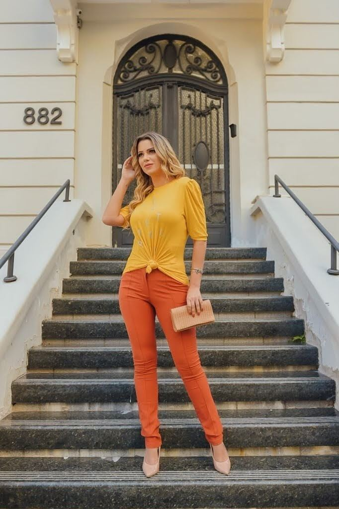 blusa estampa frente manguinha princesa- referencia 332
