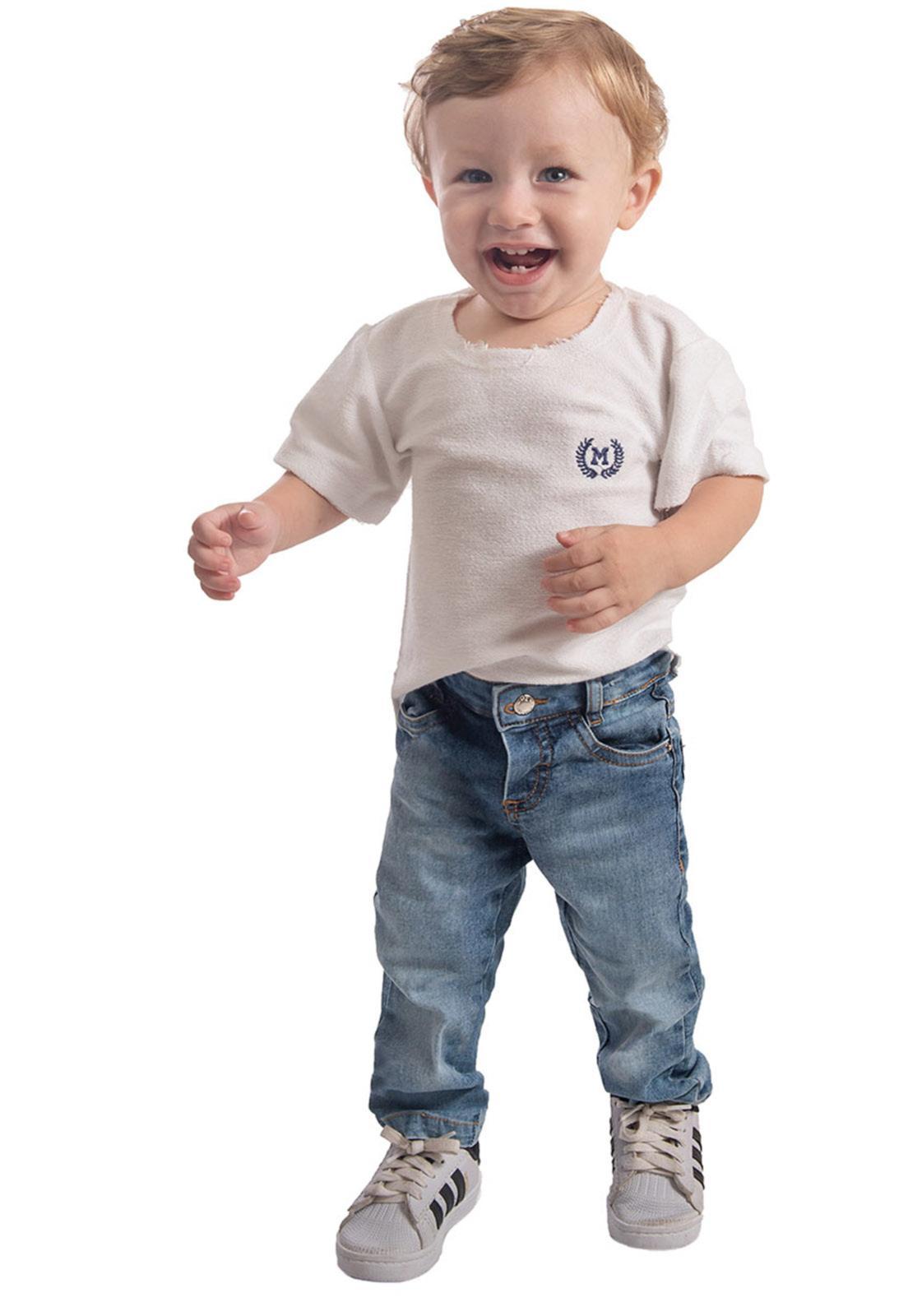 Calça Jeans Básica para Menina Ref. 584