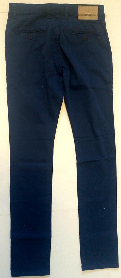 Calça Jeans Cazzuano Azul Escuro Masculino