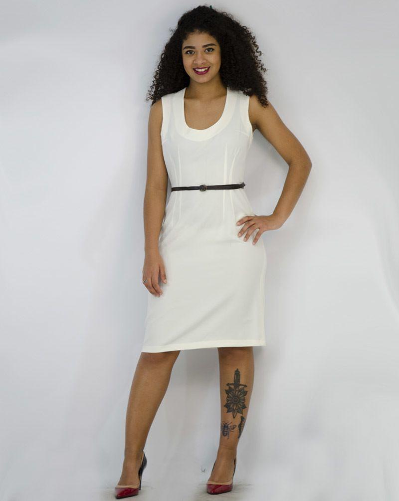 Vestido tubinho Premium [3092251]