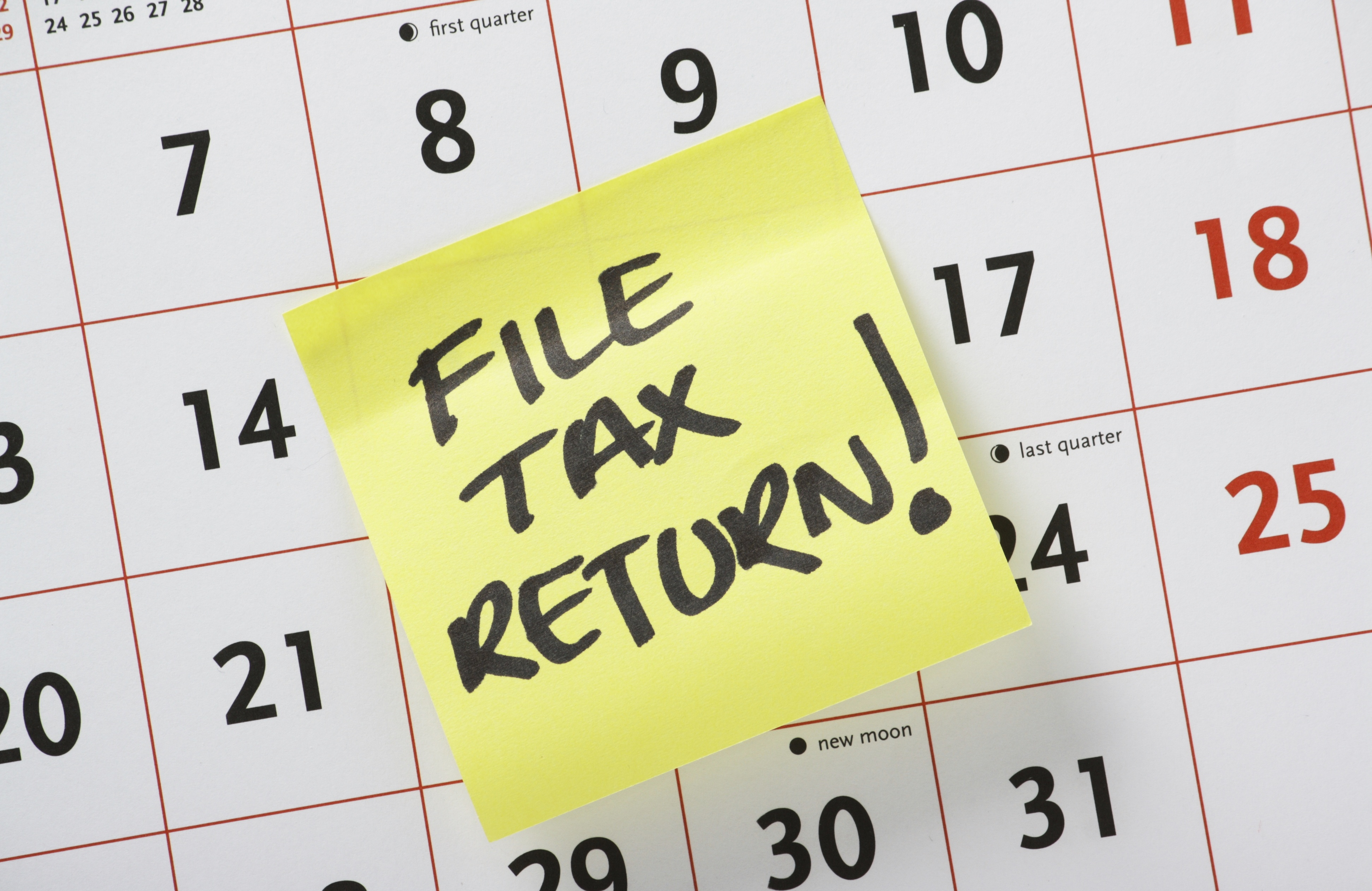 Avoid These 5 Small Business Tax Pitfalls