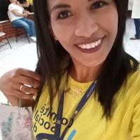 Foto do estudante Francisca Elizene Vieira Cavalcante silva