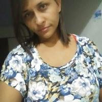 Foto do estudante Iracema Beatriz dos Santos Ferreira