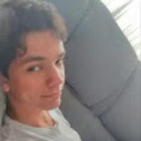 Foto do estudante Daniel Duarte