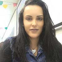 Foto do estudante Aline Damasceno Celestino da Cruz