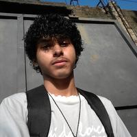 Foto do estudante Victor Manuel souza de Albuquerque