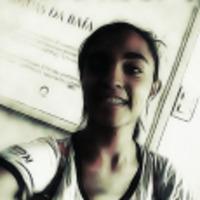 Foto do estudante Vitória Araújo de Aleluia