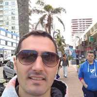 Foto do estudante Rogério Gularte Padilha