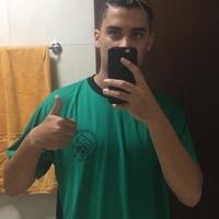 Foto do estudante Luiz Felipe Debastiani