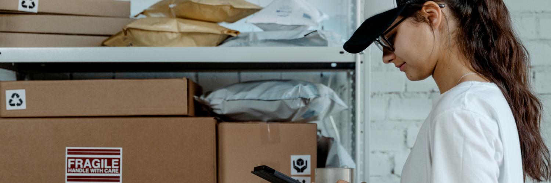 Person, Box, Cardboard, Sunglasses, Accessories, Accessory, Carton