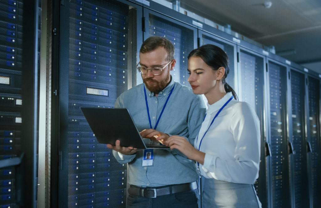 Person, Laptop, Pc, Computer, Electronics, Hardware, Server