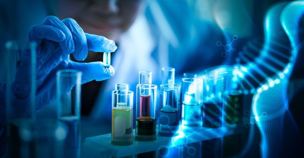 Lab, Scientist