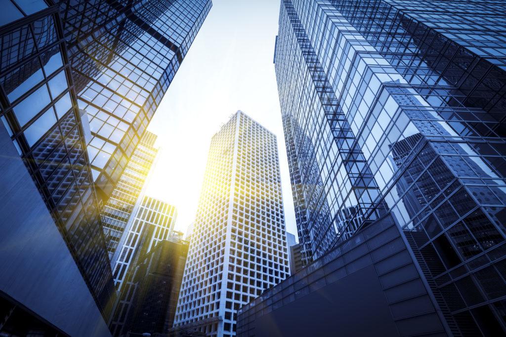 High Rise, Building, City, Urban, Office Building, Architecture, Skyscraper, Flare, Condo, Sunlight