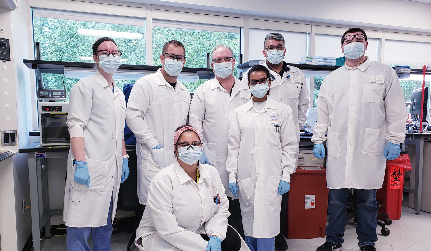 Person, Clinic, Clothing, Lab Coat, Coat, Hospital, Operating Theatre, Sunglasses, Lab, People