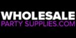 Wholesale Party Supplies promo codes