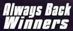 Always Back Winners promo codes