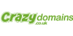 Crazydomains.co.uk promo codes