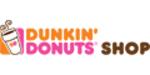 Dunkin' Donuts Shop promo codes