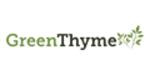 Green Thyme promo codes