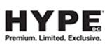 HYPE DC promo codes