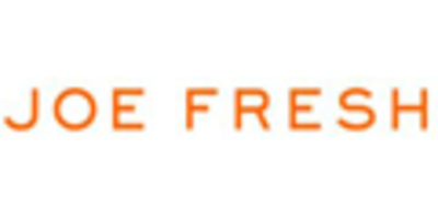 Joe Fresh CA promo codes