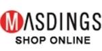 Masdings promo codes