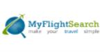 MyFlightSearch promo codes