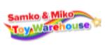 Samko & Miko Toy Warehouse CA promo codes