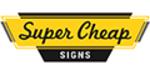 Super Cheap Signs promo codes