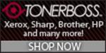 Toner Boss promo codes