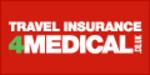 Travel Insurance 4 Medical promo codes