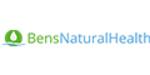 BensNaturalHealth promo codes