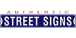 Authentic Street Signs, Inc. promo codes