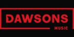 Dawsons Music promo codes
