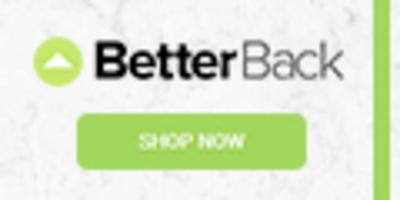 BetterBack promo codes