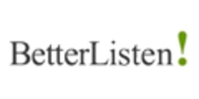 BetterLIsten! promo codes