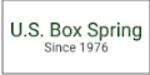 U.S. Box Spring promo codes