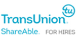 TransUnion | ShareAble For Hires promo codes