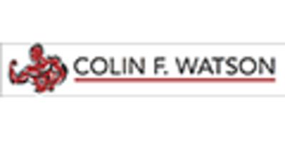 Colin F Watson promo codes